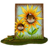 Wee Forest Folk Miniature - Sunflower Smiles (M-311g)