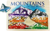 Maple Landmark Mountain Peaks Lift and Learn Puzzle