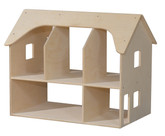 Double Sided Wooden Doll House