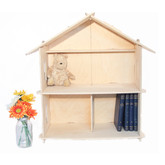 American Toyworks Medium Wooden Dollhouse