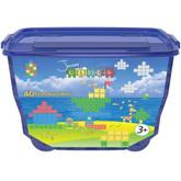 Clics Junior Box Construction Set, 475 Pieces (JR500)