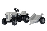 Fergie Pedal Tractor with Trailer