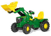 John Deere Farm Trac Front Loader Pedal Tractor