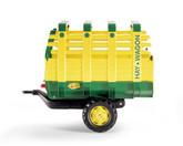 John Deere Pedal Tractor Hay Wagon