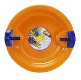 Kettler Fun UFO Saucer Sled - Orange