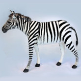 Hansa Zebra Seat / Stool #HAN-6586