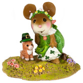 Wee Forest Folk Miniatures - Kitty O'Cat (M-407c)