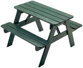 Little Colorado Child's Picnic Table - Green
