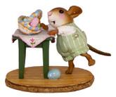 Wee Forest Folk Miniature - Tippy Basket (M-408)