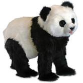 "Hansa Panda Bear, On All Four Feet 29''L X 24""H (4543)"