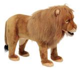Hansa Lion Seat / Stool #6079
