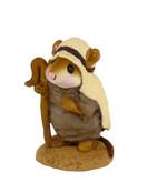 Wee Forest Folk Miniature - Shepherd Standing (M-122b)