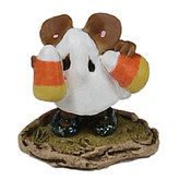 Wee Forest Folk Miniature - The Candy Corn Kid (M-300)