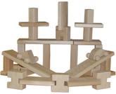 Beka Wooden Blocks - 30 Piece Little Builder & Whimsie Set