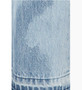 Calvin Rucker Waistless 'Baby Love' Light Wash Jeans