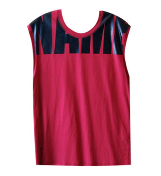 Ruby Name Drop Muscle Tank