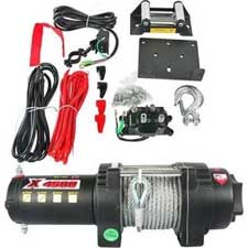Winch Motors and Pumps