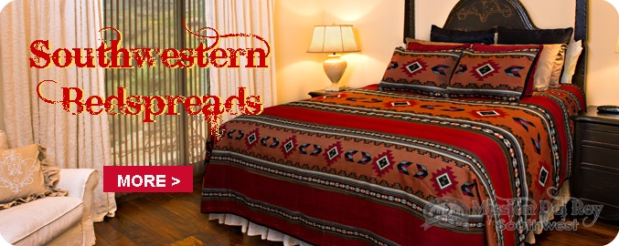 Southwestern Decor Cabin Decor Western Bedding