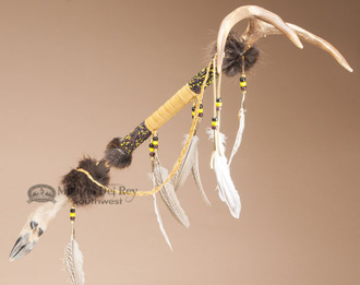 Native American Dance Sticks