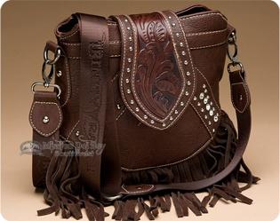 southwestern purses, buffalo bags, apparel