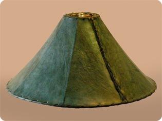 Green rawhide lamp shades green rawhide lamp shades clearance aloadofball Images