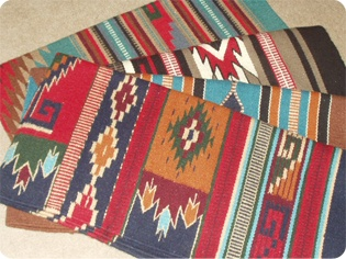 Southwestern Rugs And Western Tapestries Hand Woven For