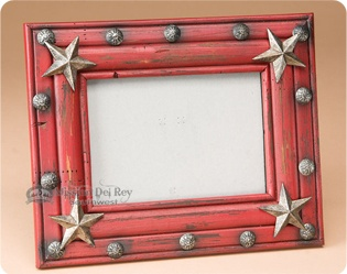 western-picture-frames and accents