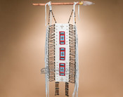 Hand Crafted Breast Plate Wall Hanging - Tigua