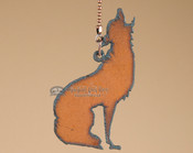 Southwest Metal Chainpull - Wolf
