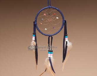 Native American Dream Catcher - Purple