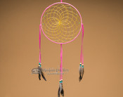 "10"" Shoshone Dreamcatcher - Hot Pink"
