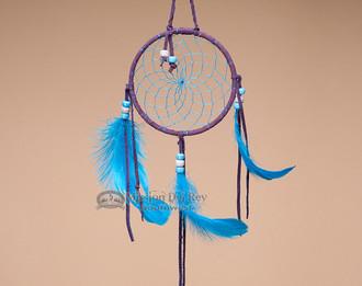 """Navajo 4"""" Dreamcatcher"""