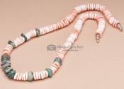 """Native American Tigua Jewelry Necklace -20"""""""