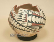 Southwest Mata Ortiz Pottery Bowl
