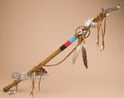 Native American Antler Medicine Stick - Tigua