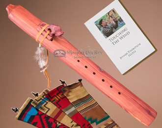 Native American Flute Drone Pack -Buffalo F#Free Intro BookletFree Woven Flute Bag