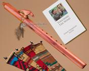 Native American Cedar Flute Eagle