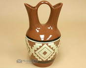 Native American wedding vase - Sioux.