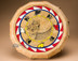 Lakota Sioux Hand Painted Drum