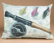 Fishing Rod & Reel Pillow