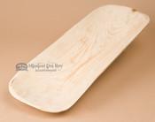 """Primitive Indian Wooden Dough Bowl 20-23"""""""