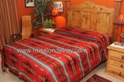 Santa Clara Southwest Bedspread