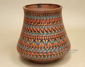Native American Navajo Pottery Vase