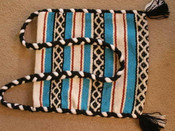 "Southwesten Tote Bag 12""x12"""