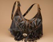 Genuine Western Leather Purse.