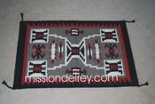 Western Wool Tapestry Rug 24x36 -Storm (2436812)