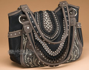 Designer Western Concealment Handbag