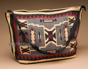 Southwestern Native Purse -Navajo Storm