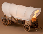 Western Wagon Lamp