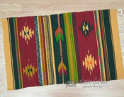 Southwestern Zapotec Indian Rug